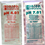 pH 4 and pH 7 Buffer Solution, 20ml Sachets