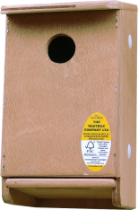 Sparrow Nest Box System