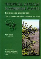 Tropical African Flowering Plants: Ecology and Distribution, Volume 3