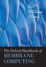 The Oxford Handbook of Membrane Computing