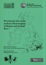 Provisional Atlas of the Aculeate Hymenoptera of Britain and Ireland, Part 7 Image