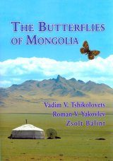 The Butterflies of Mongolia
