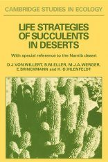 Life Strategies of Succulents in Deserts Image