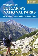 Cicerone Guides: Walking in Bulgaria's National Parks