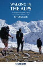Cicerone Guides: Walking in the Alps