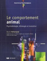 Le Comportement Animal: Psychobiologie, Éthologies et Evolution [Animal Behaviour: Psychobiology, Ethology and Evolution]