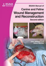 BSAVA Manual of Canine and Feline Wound Management and Reconstruction Image