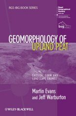 Geomorphology of Upland Peat