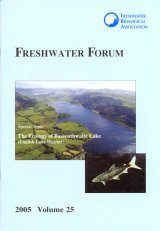 The Ecology of Bassenthwaite Lake (English Lake District)