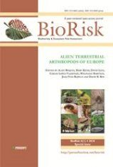 Alien Terrestrial Arthropods of Europe, Volume 1