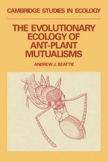 Evolutionary Ecology of Ant-Plant Mutualisms Image
