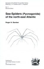 SBF Volume 5: Sea-Spiders (Pycnogonida) of the North-East Atlantic Image