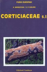 Fungi Europaei, Volume 12: Corticiaceae s.l. [English]