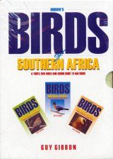 Gibbon's Birds of Southern Africa (3DVD) Image