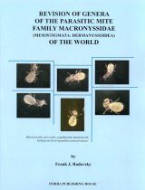Revision of Genera of the Parasitic Mite Family Macronyssidae (Mesostigmata: Dermanyssoidea) of the World