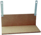 Schwegler Droppings Board for House Martin & Swallow Nests
