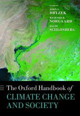 The Oxford Handbook of Climate Change and Society Image