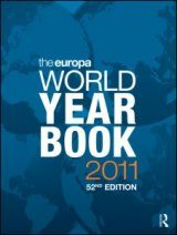 Europa World Year Book 2011