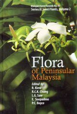 Flora of Peninsular Malaysia, Series II: Seed Plants, Volume 2