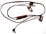 Batcorder Power Cable (Connects Batcorder 2 to 12V Batteries)