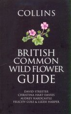 Collins British Common Wild Flower Guide Image