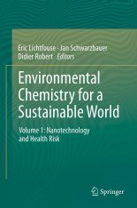 Environmental Chemistry for a Sustainable World, Volume 1 Image