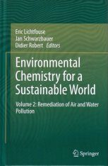 Environmental Chemistry for a Sustainable World, Volume 2 Image
