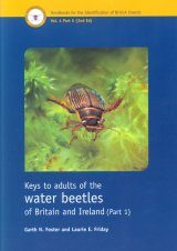 RES Handbook, Volume 4, Part 5a: Keys to Adults of the Water Beetles of Britain and Ireland (Part 1)