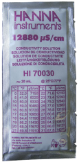 12.88 mS/cm Conductivity Solution - 20ml sachets
