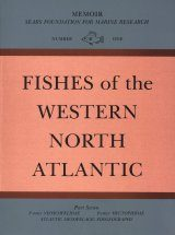 Fishes of the Western North Atlantic, Part 7