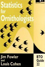 Statistics for Ornithologists Image