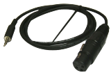 XLR Female Audio Cables