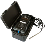 Elekon Strongbox (protective case with integrated batteries for long-term surveillance using the Batlogger Bat Detector)