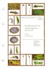 Bildatlas der Moose Deutschlands [Photographic Atlas of German Mosses], Fascicle 7