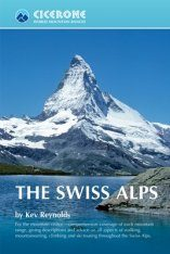 Cicerone Guides: The Swiss Alps