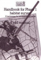Handbook for Phase 1 Habitat Survey: Field Manual only (A5 size) Image
