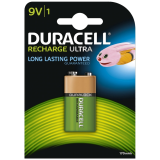 Rechargeable 9V Alkaline Battery (6HR61)