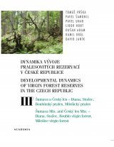 Developmental Dynamics of Virgin Forest Reserves in the Czech Republic, Volume 3 / Dynamika Vyvoje Pralesovitych Rezervací V Ceskeé Republice, Volume 3