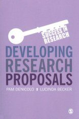 Developing Research Proposals Image