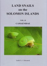 Land Snails on the Solomon Islands, Volume 2