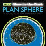 Philip's Glow-in-the-Dark Planisphere: Latitude 51.5° North