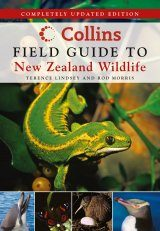 Collins Field Guide to New Zealand Wildlife Image