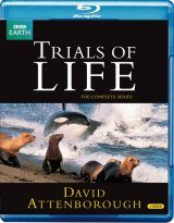 The Trials of Life: DVD (Region 2 & 4) & Blu-Ray