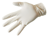 Iowa Latex Disposable Gloves