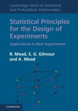Statistical Principles for the Design of Experiments Image