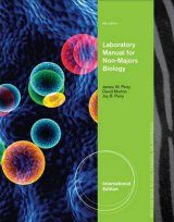 Laboratory Manual For Non-Majors Biology (International Edition)