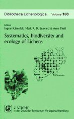 Systematics, Biodiversity and Ecology Of Lichens Image
