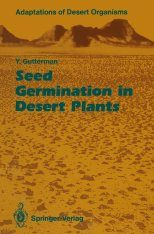 Seed Germination in Desert Plants