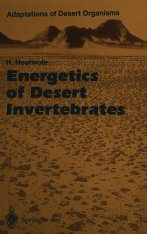 Energetics of Desert Invertebrates