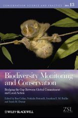 Biodiversity Monitoring and Conservation